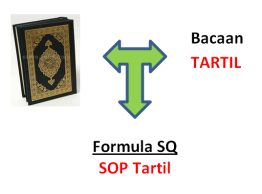 formula SOP